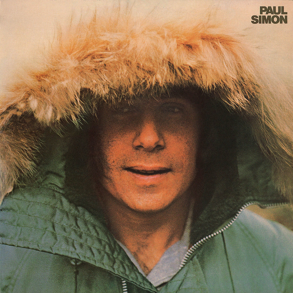 Paul Simon Lp Cover Art