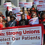 TELL YOUT REPS: RNs Oppose Right to Work' and Support Safe Patient Handling (HB 2612)