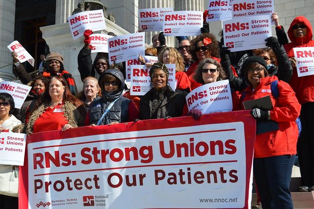 Nurses: Court Decision to Consider Attack on Public Unions Poses Threat to Public Health and Safety
