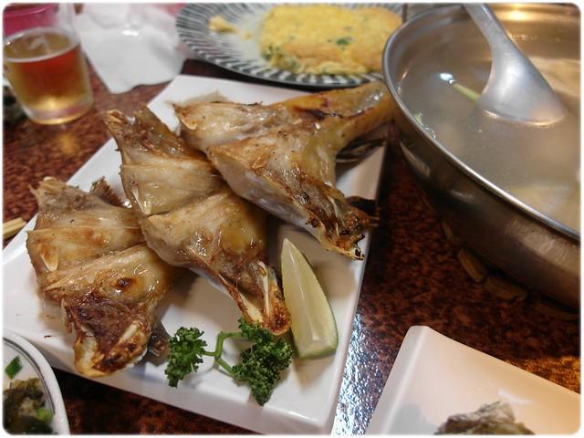 深水步海鮮碳烤-南投美食