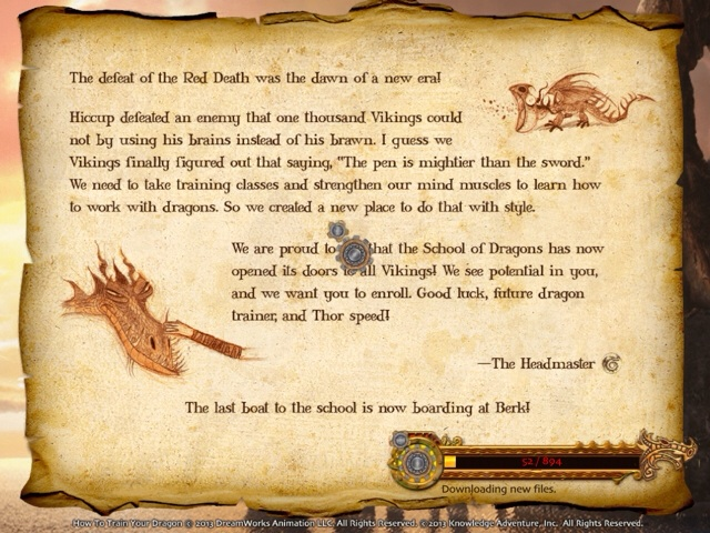 School for Dragons Lets Kids Learn while Playing | iPhoneLife com