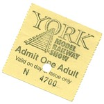 York Ticket