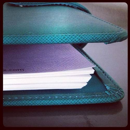 #fflovephotoaday - Day 26: Before. Six months (July - Dec) worth of DpP. #filofax #filomaniac