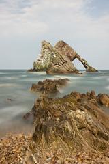 Bow Fiddle Rock, Portknockie, Banffshire
