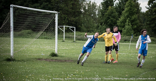 Cliffe FC Sunday vs. Beeswing (Double-Header) 22May16