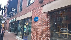 Photo of Blue plaque number 41480