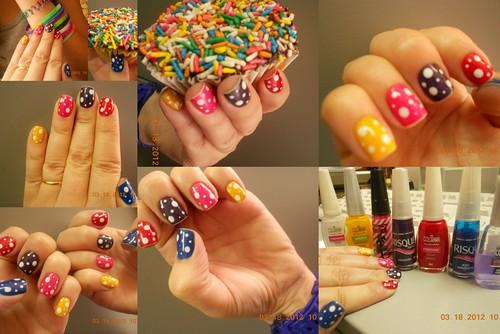 Tudo colorido... by Ana Canto