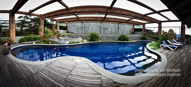 Baguio Country Club Swimming Pool