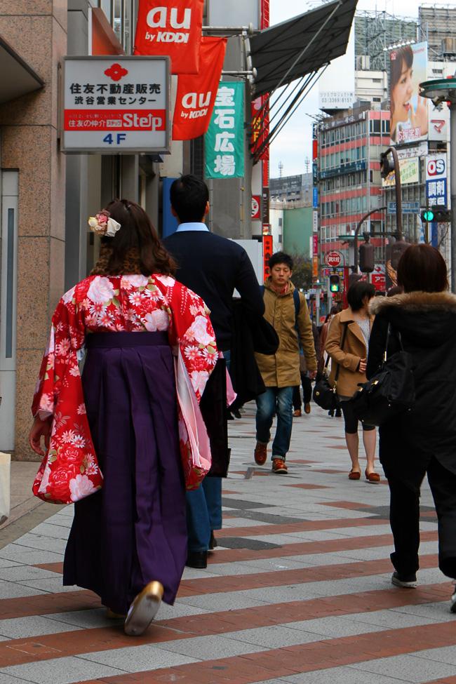 Shibuya to Harajuku by heiyanan, on Flickr