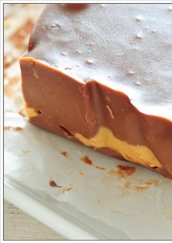 chocolate peanut butter cake8