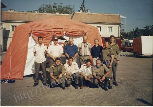 Raed Arafat & SMURD Constanta 2002