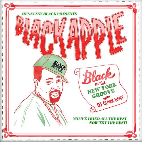 DJ Clark Kent / Black In The New York Groove Mix (Clark Kent)