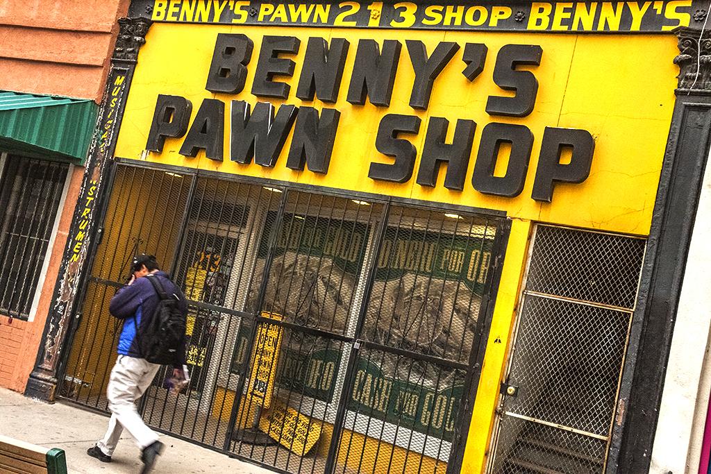 BENNY'S-PAWN-SHOP--El-Paso
