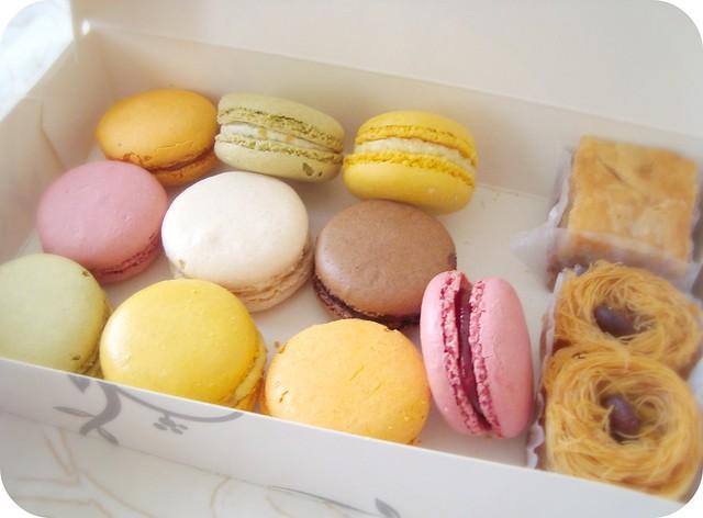 Macarons & Baklava
