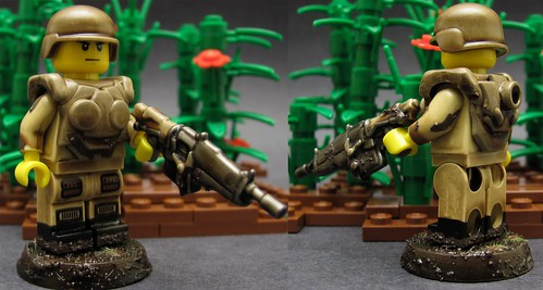 Swamp Heavy Infantry