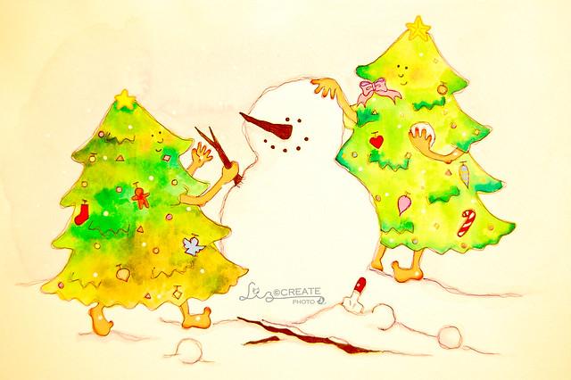 髒髒聖誕樹01