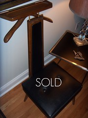 VALET CHAIR SOLD