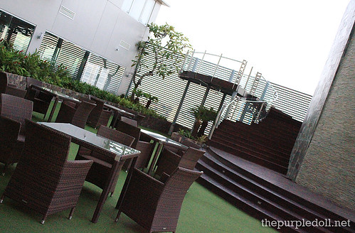 Acacia Hotel Manila's Samanea