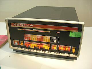 PDP-8/E minicomputer