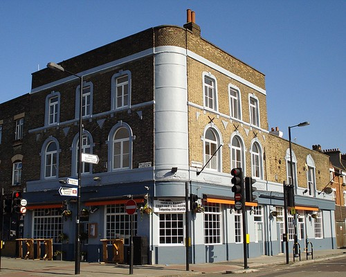 Railway, Streatham, London SW16