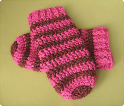 Free Crochet Pattern For Thumbless Mittens : Free Crochet Pattern: Thumbless Mittens Flickr - Photo ...