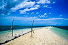 Sand Bar in Virgin Island, Bohol