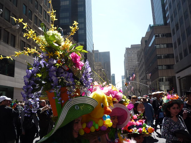 New York City Easter Parade 2012