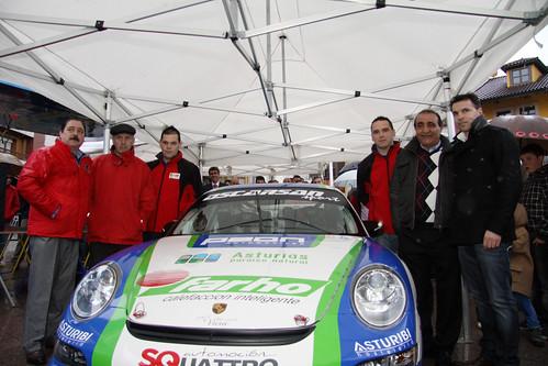 Presentación equipo Oscar Palacio