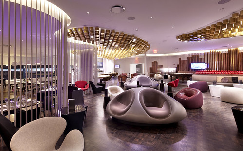 The Clubhouse by Virgin Atlantic