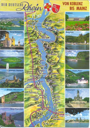 Rhein River-Germany
