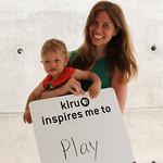 KLRU inspires me to ... play