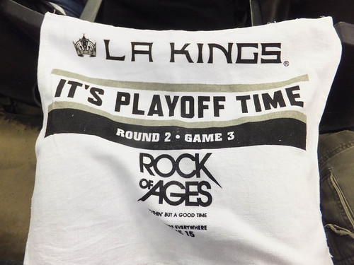 Playoff towel