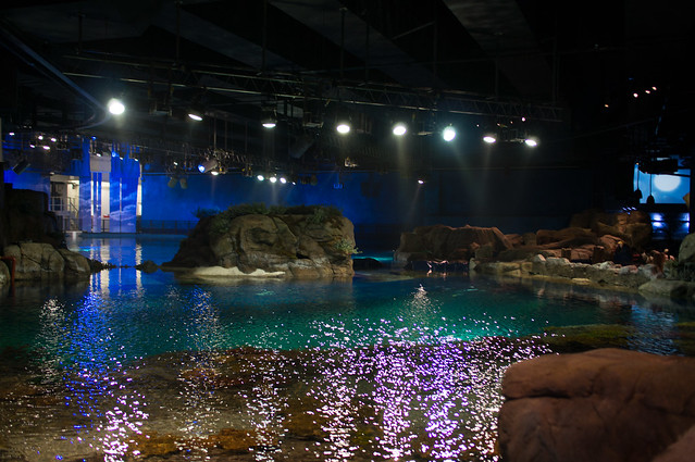 Grand Aquarium - Area