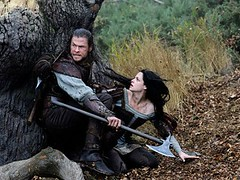 [Poster for Snow White and The Huntsman]