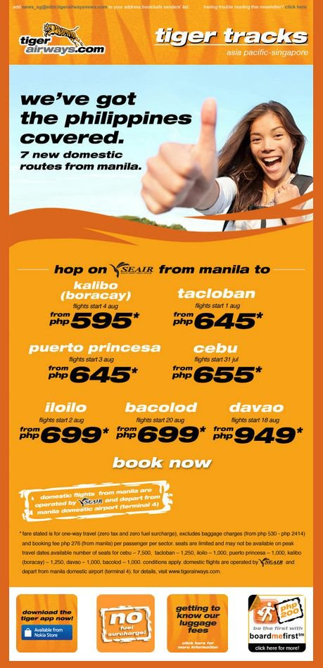 SEAIR flies Manila - Iloilo