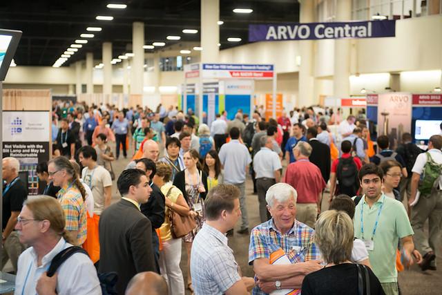 ARVO attendees