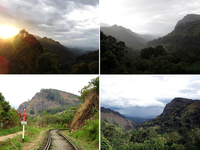The various views of Ella Gap