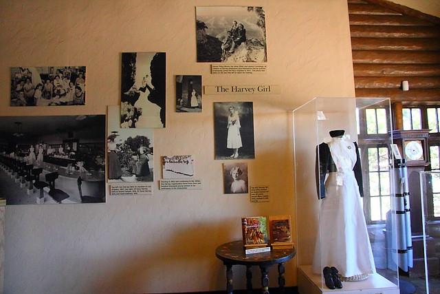 gran canon bright angel history room: