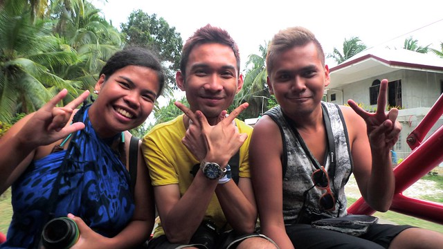 Gael, Renz and Robx!