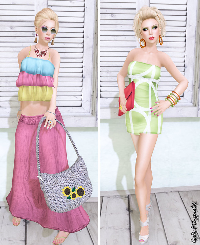 (Color Blocking Fair) Sassy - Illmatic  --  FzaPP group gifts