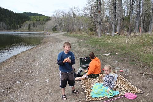 Sibbald Lake 235