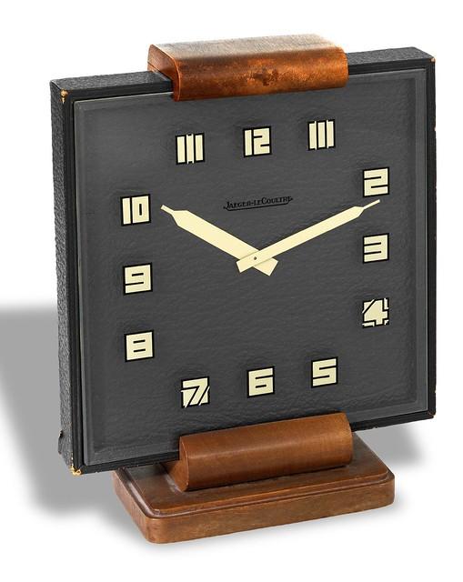 Jaeger-LeCoultre Mantel Clock 1934
