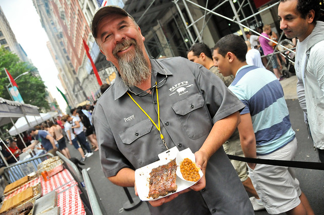 Big Apple BBQ Block Party 2012