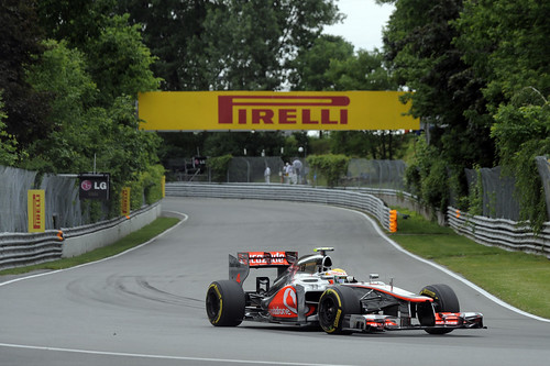 CANADIAN GRAND PRIX F1/2012