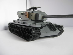 T-29 Front by stgeorg6