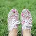 mano batai buvo du