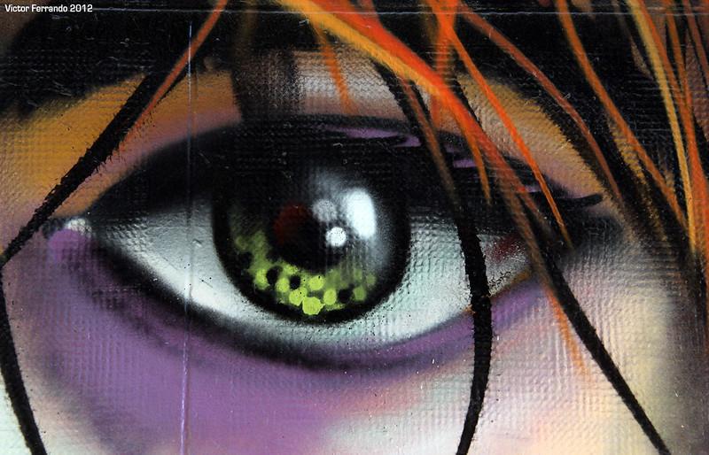 Graffiti - Arte Urbano Valencia 2012