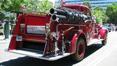 1949 Ahrens Fox HT Piston Pumper 03