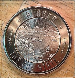 Alaska Statehood Token