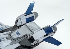 6869 Quinjet Top Hatch